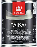 Лазурь  TAIKA двухцветная (зол-сер, и др) перламутровая, 0.9л
