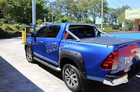 Расширители колесных арок Toyota Hilux 2015+ (Offroad V2)