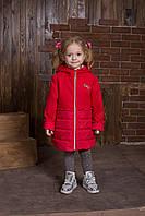 Осеннее детское пальто