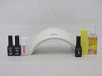 Стартовый набор гель-лаков KODI (7 предметов)