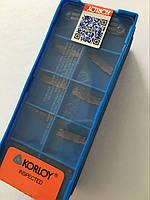 Твердосплавные пластины сменные для резцов MGMN150 G PC9030 KORLOY
