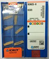 Твердосплавные пластины сменные для резцов MGMN250-M NC3020 KORLOY