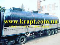 Резервуар для хранения нефтепродуктов ГСМ 55 куб.м