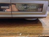 Цифровой спутниковый ресивер. Evolution EVO 700S.