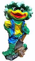 Лягушка с топором (цветная)
