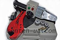 Паяльник для пластиковых труб + проф ножницы
