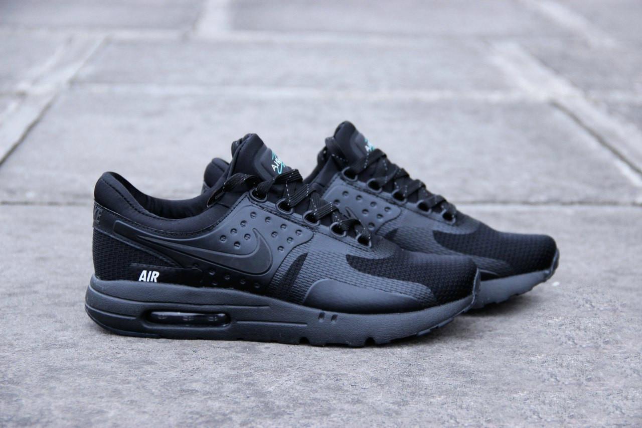 f454630f Мужские кроссовки Nike Air Max Zero Essential Black(ТОП РЕПЛИКА ААА+)  41(ТОП РЕПЛИКА ААА+), цена 1 054,80 грн., купить в Киеве — Prom.ua  (ID#495240642)