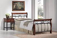 Кровать Venecja 90*200 античная вишня (Signal TM)
