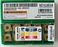 Твердосплавные пластины сменные для резцов CNMG120408-MA UE6020 MITSUBISHI