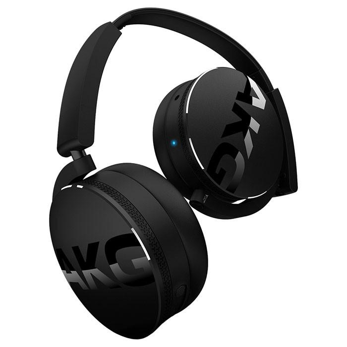 Наушники гарнитура накладные Bluetooth AKG Y50BT черный
