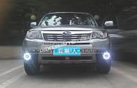 DRL штатные дневные ходовые огни LED- DRL для Subaru Forester 2009-2013