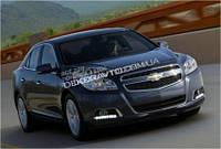 DRL штатные дневные ходовые огни LED- DRL для Chevrolet Malibu 2012+