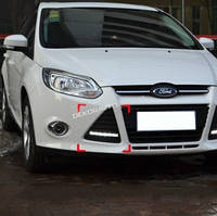 DRL штатные дневные ходовые огни LED- DRL для Ford Focus 2011-2015