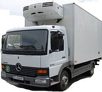 Автомобильные холодильные установки (монтаж, ремонт, сервис)