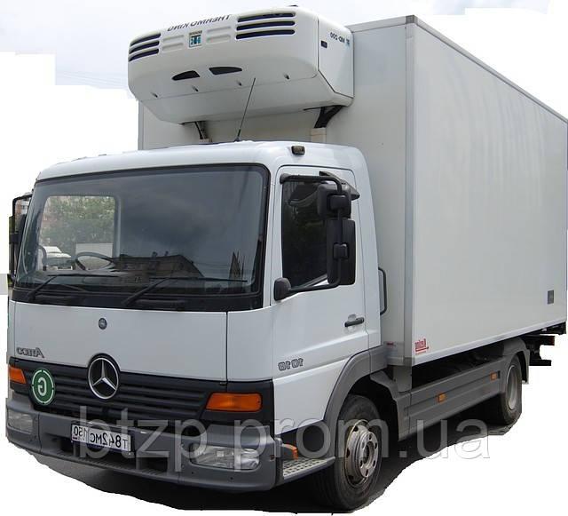 Автомобильные холодильные установки (монтаж, ремонт, сервис) - ООО ПТП «БЫТТЕХЗАПЧАСТЬ» в Днепре