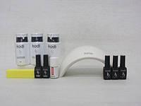 Стартовый набор гель-лаков KODI (11 предметов)