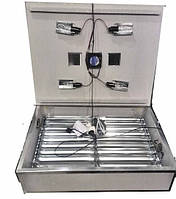 Инкубатор Наседка ИБА 140 автомат. с цифровым терморегулятором с вентилятором