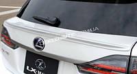 Спойлер задней двери Lexus CT200h