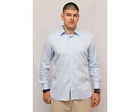 Рубашка Slim Fit мужская Ermenegildo Zegna (M)