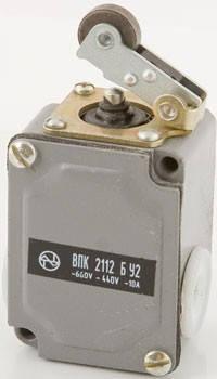 Выключатель концевой ВПК-2112, фото 2