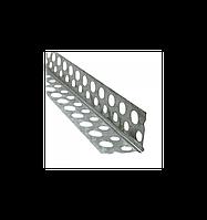 Уголок для штукатурки 3м. оцинкованный ЛЮКС толщина 0,4