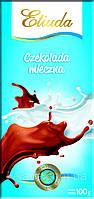 Шоколад Etiuda (Этюда) молочный Польша 100г