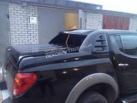 Фулбокс Afcar Турция для Mitsubishi l200 2006+ (крышка на кузов л200) Под покраску