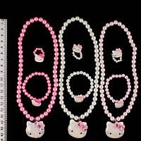 Детский набор бижутерии Hello Kitty