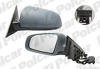 Зеркало левое 5дв эл+обогр Audi A3 8P 2003-2008