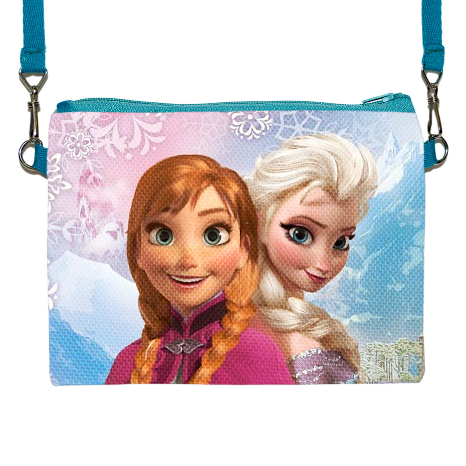 Детская сумка для девочки с принтом Холодное сердце