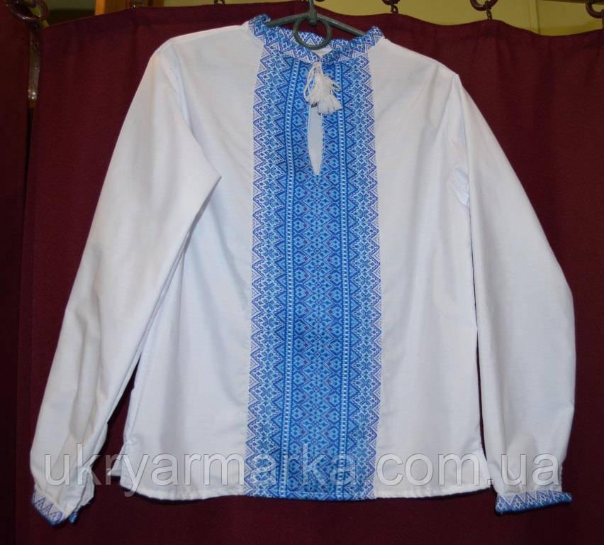 """Вишивана сорочка для хлопчика """"Орлик"""""""