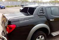 Крышка кузова Fulbox для Mitsubishi L200 2006-2013 Под покраску