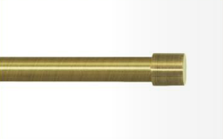 Декоративный наконечник Заглушка для кованого карниза 16 мм.