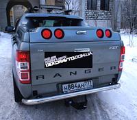 Крышка кузова Grandbox для Ford Ranger 2012-2016 Afcarfiber Под покраску