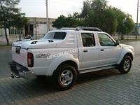 Крышка кузова Fullbox для Nissan NP300 2008+ Afcarfiber Под покраску