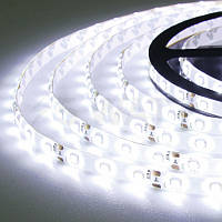Светодиодная лента B-LED 24V 3528-60 IP65, герметичная, 1м белая