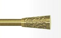Декоративный наконечник Севилия для кованого карниза 16 мм.