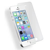 Защитное закаленное стекло для iPhone 5, 5s, 5c, SE (бронестекло для айфон)