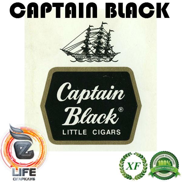 Ароматизатор Xi'an Taima CAPTAIN BLACK (Капитан Блэк)