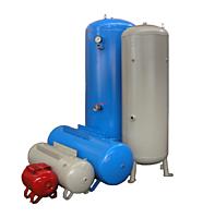 Воздухосборник, ресивер для сжатого воздуха 20л 0,02м3 (Р20, Р  20, P20, P 20, РВ20, РВ 20)