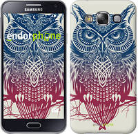 """Чехол на Samsung Galaxy E5 E500H Сова 2 """"2726c-82"""""""