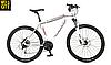 "Велосипед Spelli FX-7700 27.5"" белый"