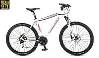 """Велосипед Spelli FX-7700 27.5"""" белый, фото 1"""