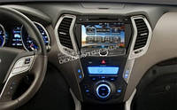 Штатная магнитола RoadRover на Android для Hyundai Santa Fe 2013+