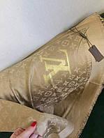 Красивый палантин LOUIS VUITTON с люрексом,материал трикотаж+ангора,цвета разные