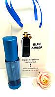 Парфюм – спрей в подарочной упаковке Blue Amber Montale 35мл