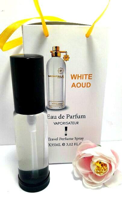 Парфюм – спрей в подарочной упаковке White Aoud Montale  35мл