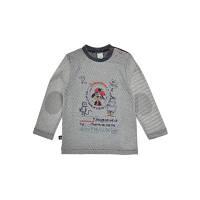 "Реглан - футболка для мальчика ""Пиратский остров"" 114381 SMIL"