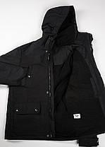 Демисезонная куртка Feel&Fly Classic Black, фото 3