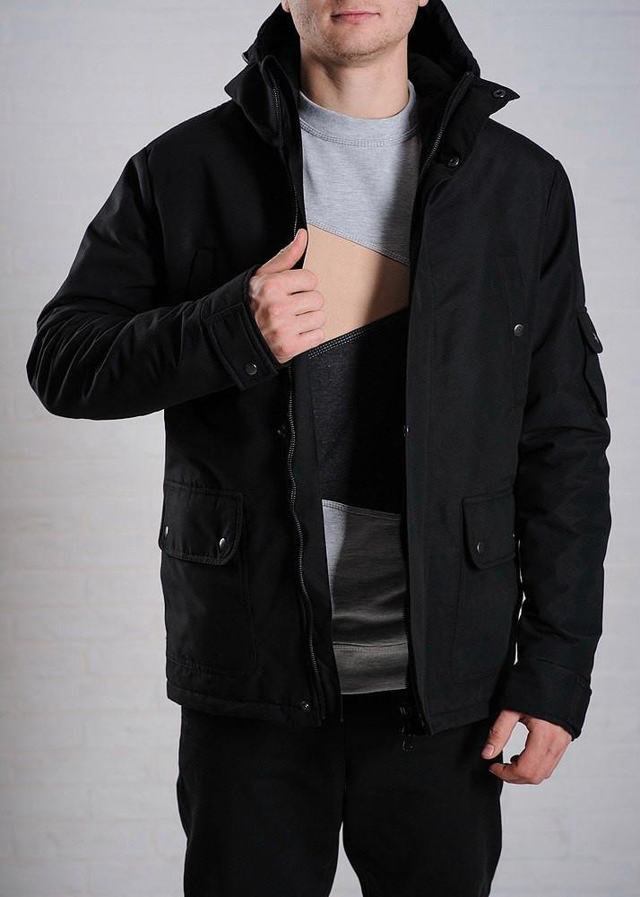 Демисезонная куртка Feel&Fly Classic Black